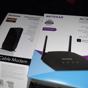 Router modem for Sale in Portland, OR