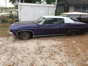 1970 Chevy impala for Sale in Wahneta, FL