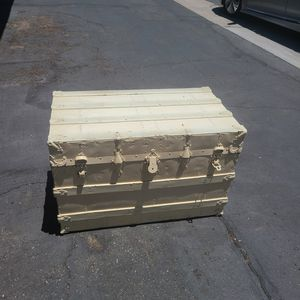 Army Trunk in Santee for Sale in Santee, CA