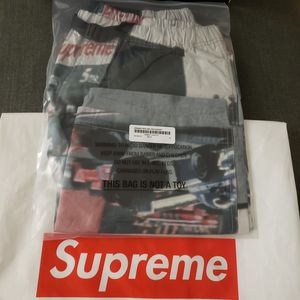Supreme Grand Prix Belted Shorts for Sale in Fairfax, VA