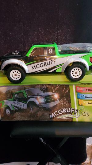 Mcgruff racincg truck remote control for Sale in Parlier, CA