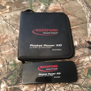 Rockford portable charger for Sale in Selma, CA