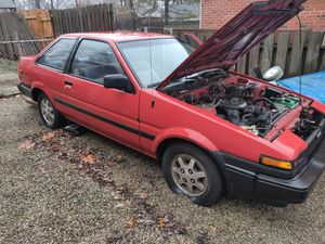 Toyota Corolla SR5 1984 for Sale in Fishers, IN