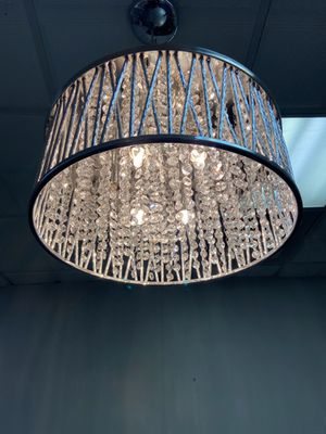 MUST GO ASAP! Beautiful Chandelier light for Sale in Queens, NY