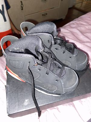 Toddler boys Jordan 6 sz 9 for Sale in Brooklyn, NY