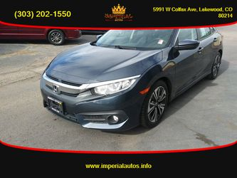 2016 Honda Civic for Sale in Lakewood,  CO