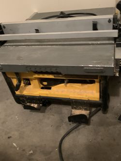 De Walt Table Saw for Sale in Nashville,  TN
