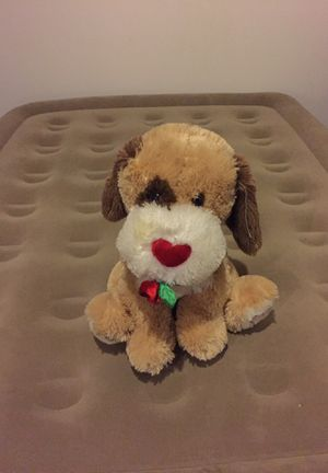 Stuffed animal love puppy for Sale in St. Louis, MO