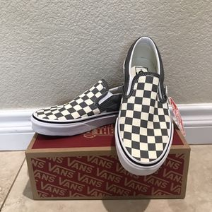 Vans Dark Gray / Checkered NEW! for Sale in Henderson, NV