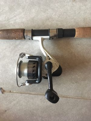 Spinning reel fishing rod for Sale in Winter Haven, FL