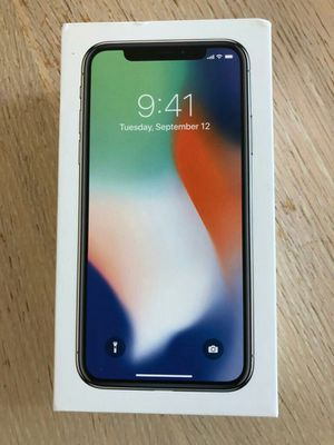 IPHONE X 256G UNLOCKED OR PAY 39$ DOWN NO CRDT GHK for Sale in Houston, TX