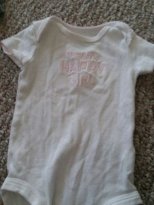 3-6 month onesie for Sale in Fountain, CO