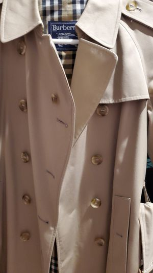 Burberry coat for Sale in Riverside, CA