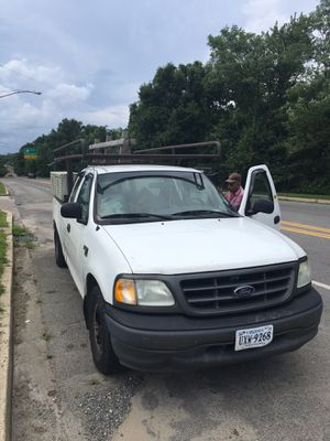 2003 F150 FOR PARTS ! WHOLE TRUCKS INCLUDING TOOLS BOXES FOR SALE for Sale in Fort Washington, MD