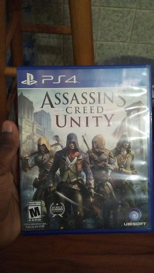 Assassins creed unity for Sale in North Tazewell, VA
