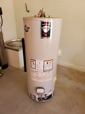 Free used water heater 50 gallon, gas for Sale in Mesa, AZ