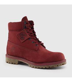 Timberlands Men 6inch Premium Boot (Pomegrante) for Sale in Nashville,  TN
