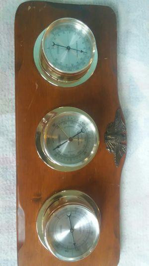 Thermometer, barometer, humidity for Sale in Ottumwa, IA