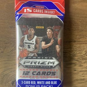 2020-21 Panini Prizm Draft Picks Basketball Cello Brand New Sealed for Sale in Pinellas Park, FL
