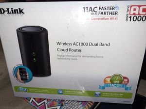 Wireless Ac1000 Dual Band Cloud Router for Sale in Jacksonville, FL