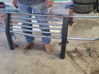 Chevy Grill Guard And Headache Bar for Sale in San Antonio,  TX