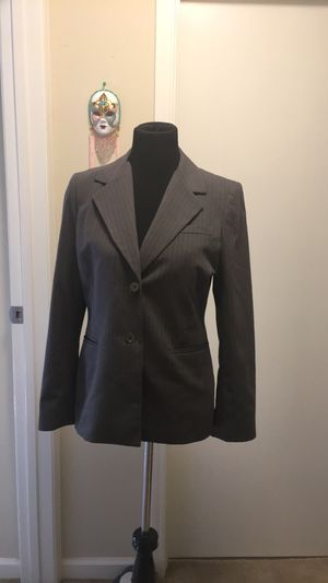 Michael Kors pink and grey blazer size 6 for Sale in Richmond, CA