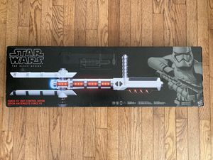 Star Wars The Black Series Force FX Riot Control Baton for Sale in Fairfax, VA