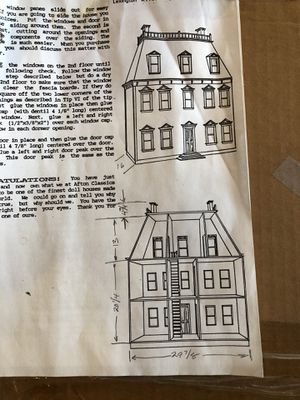 Doll House Kit for Sale in Feasterville-Trevose, PA