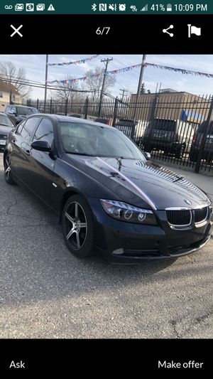 Bmw 3 Series 1 owner LOW MILES SUPER CLEAN!! for Sale in Detroit, MI