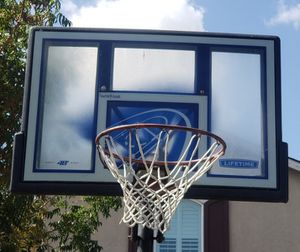 Used Basketball Hoop for Sale in Patterson, CA