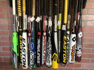 BBCOR baseball bats for Sale in Falls Church, VA