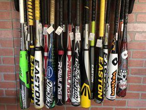 BBCOR baseball bats for Sale in Falls Church, VA