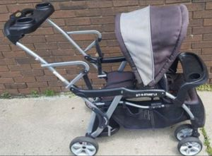 Sit n Stand Double Stroller for Sale in Farmington Hills, MI
