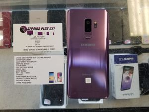 Unlocked Purple Galaxy S9 Plus 64gb for Sale in Melbourne, FL