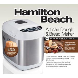 Hamilton Beach Brand New Bread Maker White for Sale in Belle Isle, FL