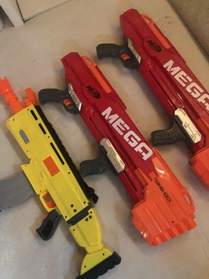 Extras large nerf guns for Sale in New Milford, NJ