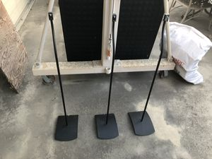 Speaker Stands for Sale in Kingsburg, CA