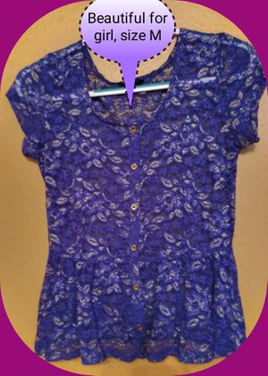 NICE BLOUSE FOR THE PRINCESS OF THE HOUSE ( brand new) for Sale in Brandon, FL