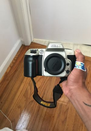 Nikon N60 film camera body for Sale in McKinleyville, CA