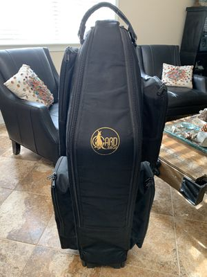 Bari Sax Wheelie Bag - Used for Sale in Menifee, CA