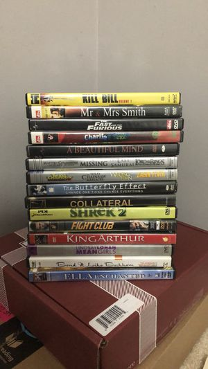 DVDS for Sale in Mount Laurel, NJ