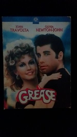 DVD MOVIES GREASE for Sale in Pomona, CA