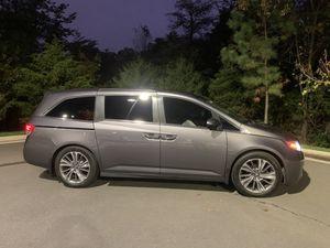 2014 Honda Odyssey EX-L 47,024 miles dvd, warranty for Sale in Chantilly, VA