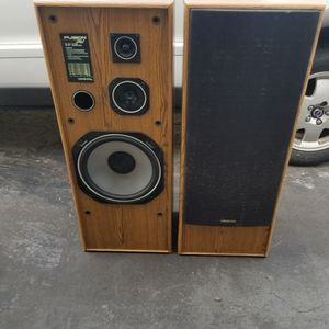 Onkyo Fusion S-37 Speakers Tower Pair Excellent Working Condition $225 OBO for Sale in Ontario, CA