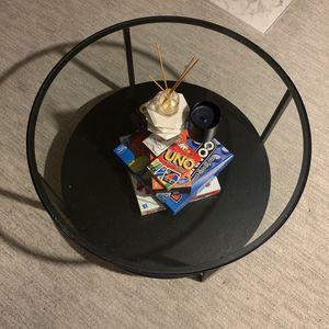 Small Black Coffee Table for Sale in Alexandria, VA