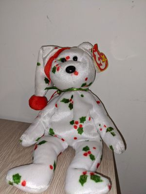 Beanie Baby 1998 Holiday Teddy Bear for Sale in Los Angeles, CA