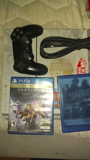 PS4 Limited edition destiny for Sale in Tacoma, WA