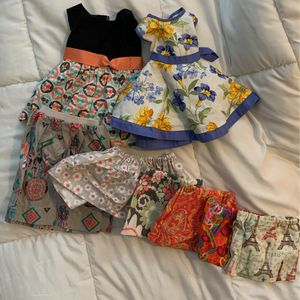 Doll Dresses And Skirts for Sale in Columbia, MD
