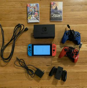 Cheap Nintendo Switch Bundle for Sale in Los Angeles, CA