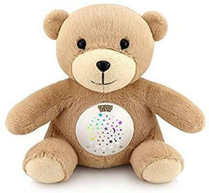 Infant soothing Stuffed Bear - COZZY BEAR- NEW for Sale in Denver, CO